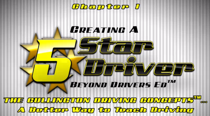 Creating A 5 Star Driver Beyond Drivers Ed